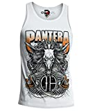 E1SYNDICATE PANTERA TANK TOP SHIRT METALLICA METAL ROCK DIMEBAG DARREL S/M/L/XL