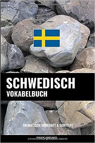 Schwedisch Vokabelbuch Thematisch Gruppiert Sortiert