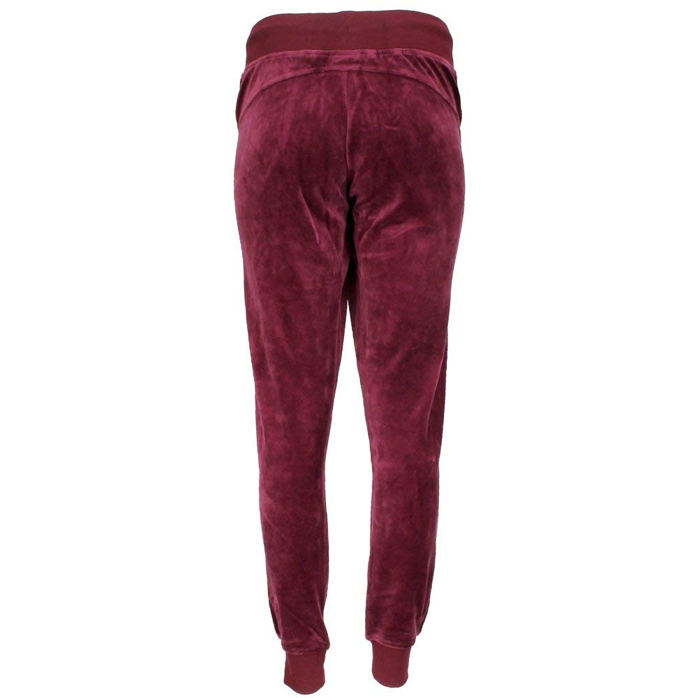 e6fc32d7be95 PUMA Womens Fenty by Rihanna Velour Fitted Track Pant Casual Pants   Shorts  Burgundy  Amazon.ca  Clothing   Accessories
