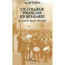 Un collège français en bulgarie
