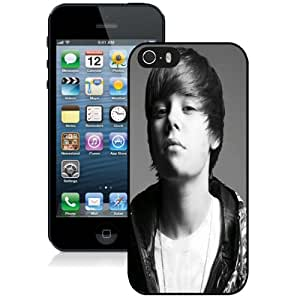 Popular And Durable Designed Case For iPhone 5 5s With Justin Bieber Phone Case