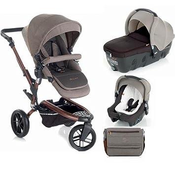 Cochecito de bebé Triple, modelo Jané Trider Strata Transporter 2 Terrain: Amazon.es: Bebé