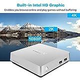 Mini PC,T11 Windows 10 Pro(64-bit) Intel x5-Z8350