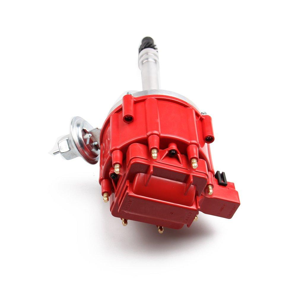 Chevy Gm Sbc Bbc Small Block Big 65k Coil 7500rpm 454 Distributor Wiring Hei 350 302 V8 Automotive