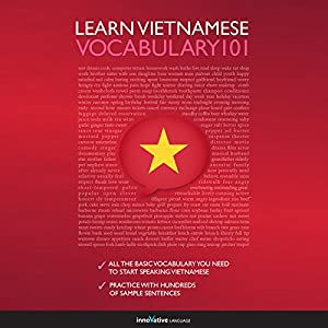 Learn Vietnamese - Word Power 101 Hörbuch