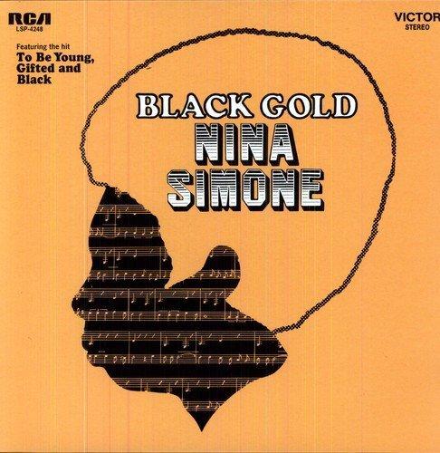 Vinilo : Nina Simone - Black & Gold (180 Gram Vinyl)