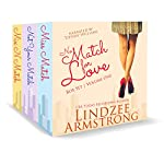 No Match for Love Volume One Box Set: Miss Match, Not Your Match, Mix 'N Match | Lindzee Armstrong