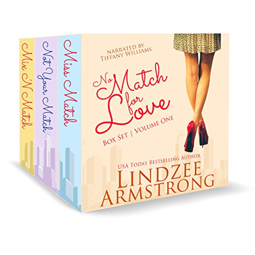 No Match for Love Volume One Box Set: Miss Match, Not Your Match, Mix 'N -