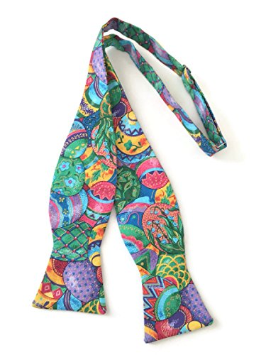 Self-tie Bow Tie Easter Holiday Design for Men (Mens)