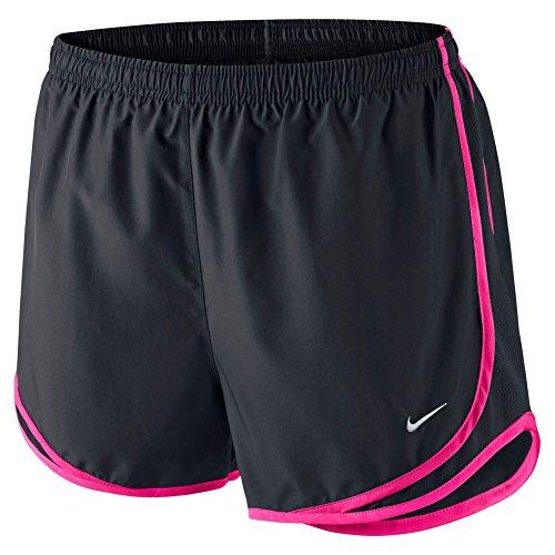 Nike Mujeres Tempo Short Black / Hyper Pink / Wolf Gray
