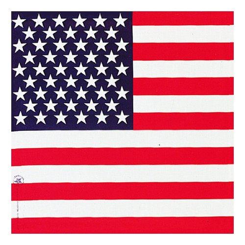 USA American Flag Bandana