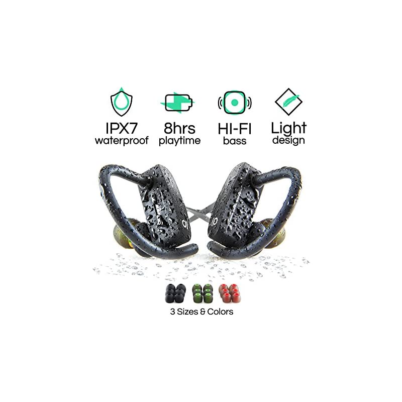 Wireless Bluetooth Headphones with Mic b
