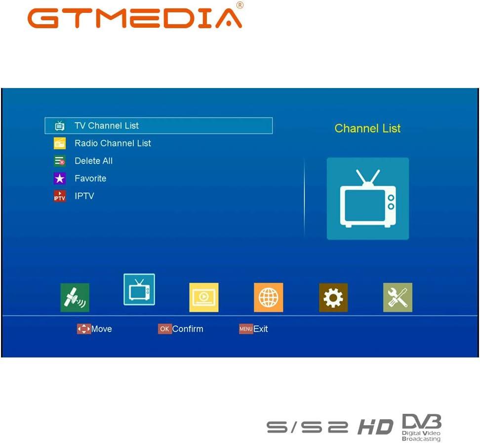 GTMedia V8 Nova Naranja: Amazon.es: Electrónica