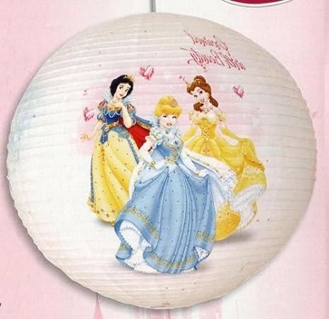 Magic Disney luz lámpara de techo, diseño de princesas ...