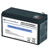 Powerwarehouse Sola NETWORK N900 Battery - Premium Powerwarehouse 12V, 7.2Ah Lead Acid Battery