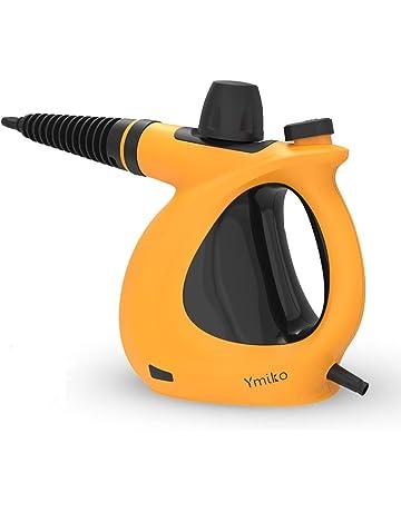 Limpiador de Vapor de Mano, Limpiador de Vapor a Presión Multiusos Ymiko con Accesorios de