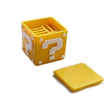 Haolv Caja de Almacenamiento de Tarjeta TF para Nintendo ...