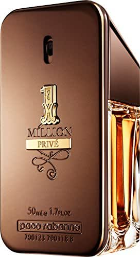 Paco Rabanne 1 Million Prive Eau de Parfum Spray for Men, 1.7 Ounce