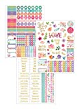 Paper House PL2008E Life Organized 12-Month Undated Planner -Let's Make Today