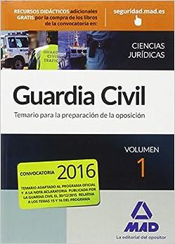 PACK AHORRO BASICO GUARDIA CIVIL 2016