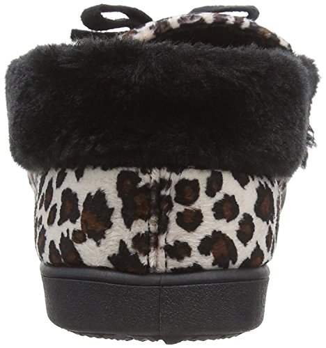 DunlopAmaline - mocasín mujer leopardo