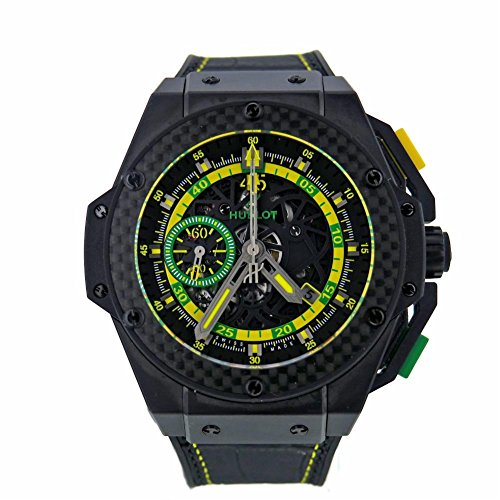 Hublot King Power swiss-automatic mens Watch 716.CQ.1199.LR.SOL14 (Certified Pre-owned)