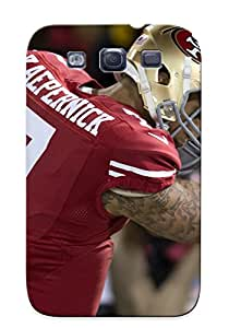 Appearance Snap-on Case Designed For Galaxy S3- San Francisco 49ers Nfl Football F(best Gifts For Lovers)