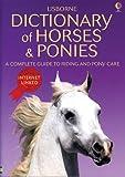 Dictionary of horses and ponies - internet Linked, Struan Reid, 079450843X