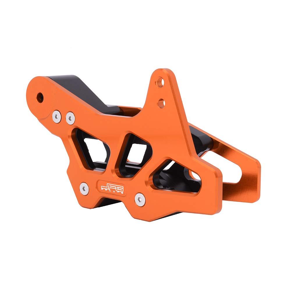 Protezione per Catena CNC per KTM 125 530 Tutti i Modelli SX SXF SMC Freeride Enduro JFG RACING