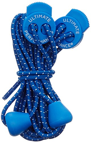 Ultimate Performance Elastic Laces - AW16 Azul