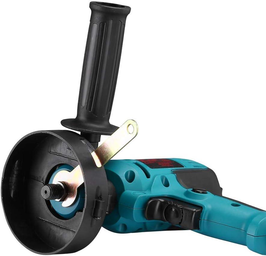 Detachable Handle APROTII Car Polishers 600W 5-Inch 6 Variable Speed Car Buffer//Waxer Waxing Sealing Glaze Polishing Ideal for Car Sanding