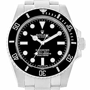 Rolex Submariner automatic-self-wind womens Watch 114060 (Certified Pre-owned)
