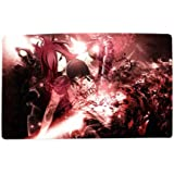 A Wide Variety of Fairy Tail Anime Characters Desk & Mouse Pad Table Play Mat (Erza Scarlet 1)