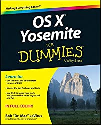 OS X Yosemite For Dummies (For Dummies Series)