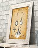 Punching Bag - 11x14 Unframed Patent Print