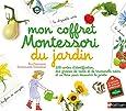 Mon coffret Montessori du jardin (avec graines) - Dès 4 ans