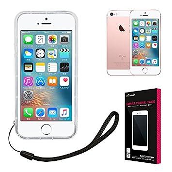054599f9e6 【 shizuka-will- 】 Apple iPhone SE ケース カバー TPU ケース ソフト ケース (