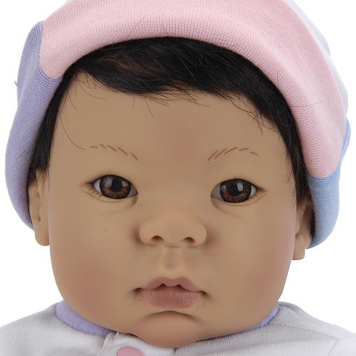 Lee Middleton Newborn Nursery Beautiful Baby (Asian) #936 by Lee (Lee Middleton Newborn Doll Clothing)