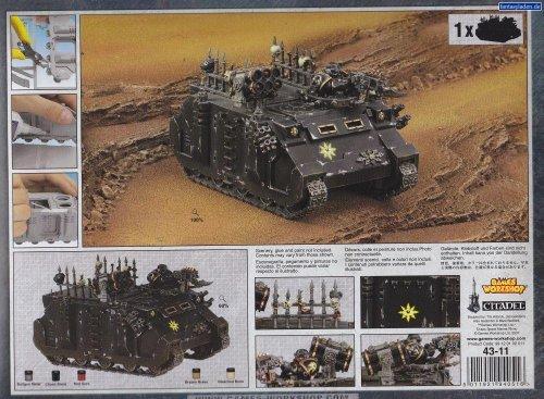 Games Workshop Chaos Space Marines: Chaos Rhino (2014)