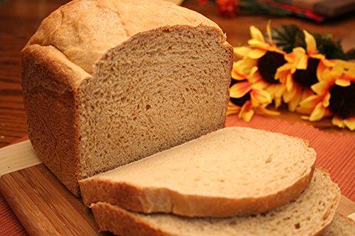 The Prepared Pantry Sunrise Sugar Free 7 Grain Wheat Gourmet Bread Machine Mix (for oven also)