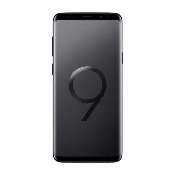 49a3b751ef6 Samsung Galaxy S9 64GB Desbloqueado Negro Medianoche: Amazon.com.mx:  Electrónicos