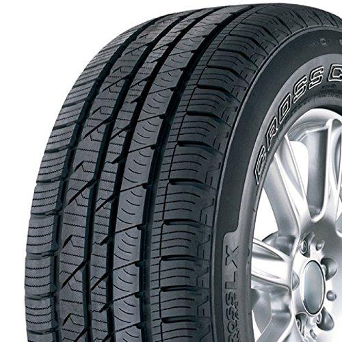 Continental CrossContact XL Elite High Performance Tires - 255/60R18 112V XL