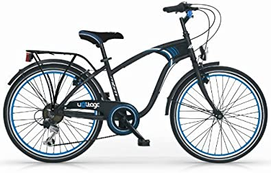 MBM VOLTAGE 26 BICYCLE BIKE MAN CITY TREKKING 6S BICICLETA ...