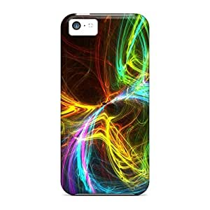 meilz aiaiCaroleSignorile Perfect Cases For Iphone 5c/ Anti-scratch Protector Cases (neon Whips)meilz aiai