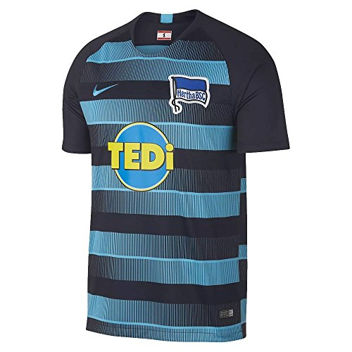 NIKE 2018-2019 Hertha Berlin Away Football Shirt