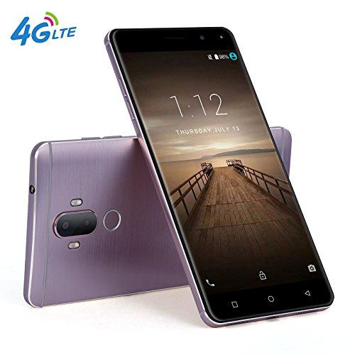 Xgody Y19 Unlocked Smartphones with Fingerprint Sensor 4G