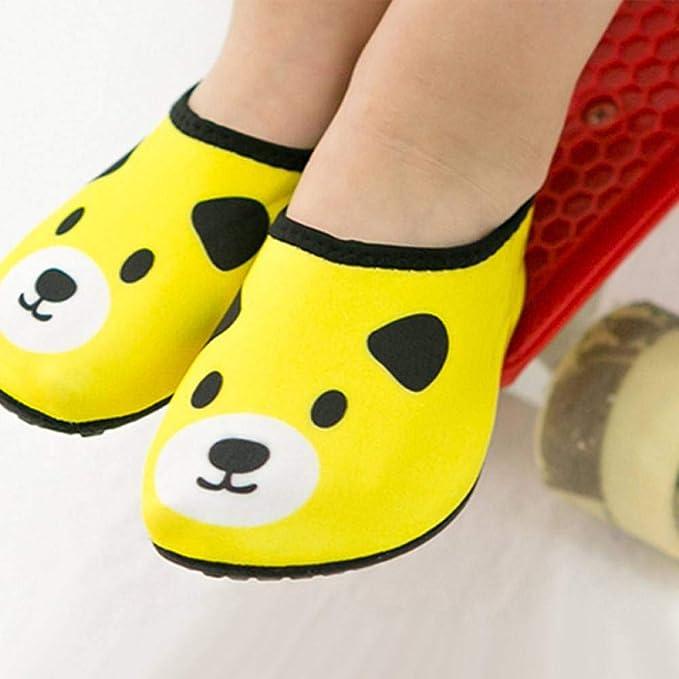 ALRN Yoga Shoes, Light Skin Sticking Barefoot Running Shoes ...