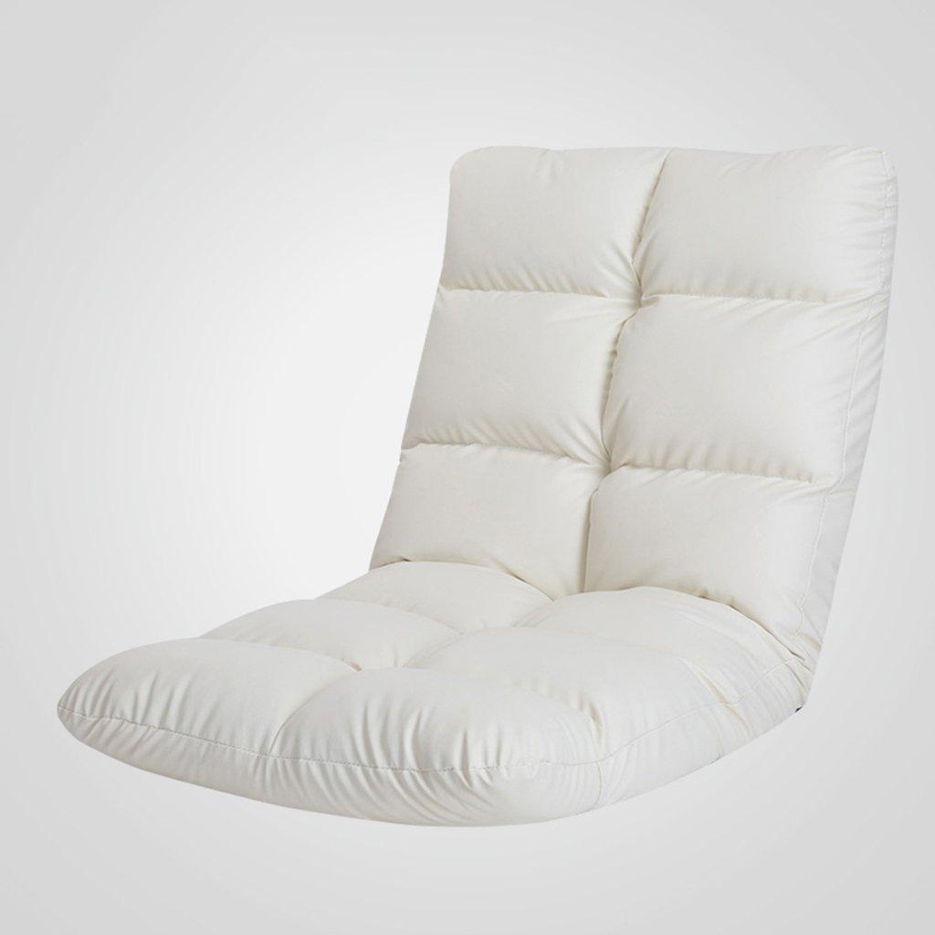 GRJH® Beanbag - Fauteuil pliable de style japonais Dortoir Lit Chaise d'ordinateur Chaise de baie vitrée Portable
