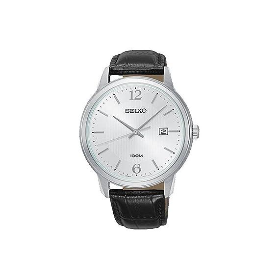 Reloj Seiko Neo Classic SUR265P1 Hombre Blanco