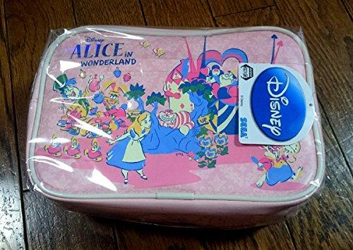 ディズニー セガ プライズ 不思議の国のアリス ポーチの商品画像